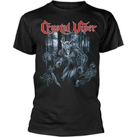 Crystal Viper: Wolf & the witch
