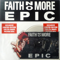 Faith No More: Epic -picture disc-