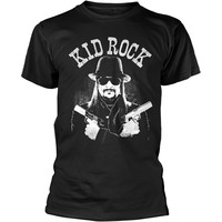 Kid Rock: Crossed guns
