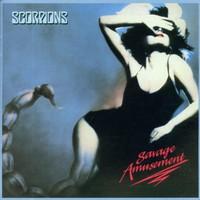 Scorpions : Savage amusement