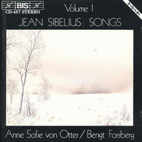 Von Otter, Anne Sofie: Songs, Volume 1