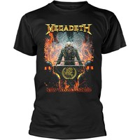 Megadeth: New world order