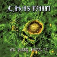 Chastain: We bleed metal 17