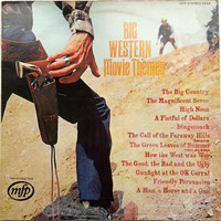 Soundtrack: Big Western Movie Themes