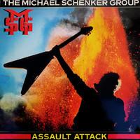 Michael Schenker Group / MSG : Assault Attack