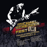 Schenker, Michael: Live Tokyo International Forum Hall A