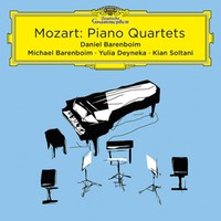Mozart, Wolfgang Amadeus: Piano Quartets (Live)