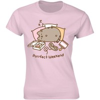 Pusheen: Purrfect weekend (pink)