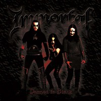 Immortal : Damned in Black