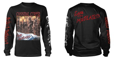 Cannibal Corpse : Tomb of the mutilated