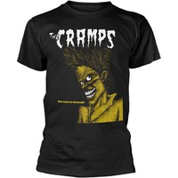 Cramps: Bad music for bad people (black)
