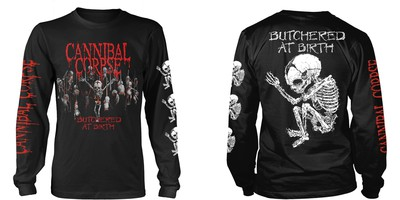 Cannibal Corpse: Butchered at birth baby