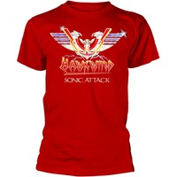 Hawkwind: Sonic attack (red)