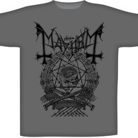 Mayhem: Barbed Wire