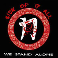 Sick Of It All: We Stand Alone