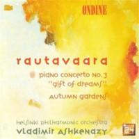 Rautavaara, Einojuhani: Piano concerto no. 3