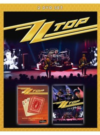 ZZ Top: Live In Germany 1980 + Live At Montreux 2013