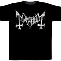Mayhem: Distressed Logo