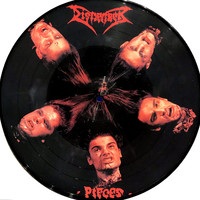Dismember: Pieces -picture disc-