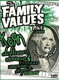 Korn: Family Values Tour 2006