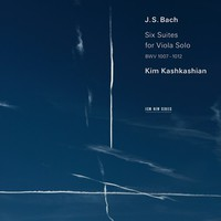 Bach, J. S.: Six suites for solo viola