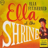 Fitzgerald, Ella: Ella at the shrine - prelude to zardi's
