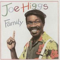 Higgs, Joe: Family