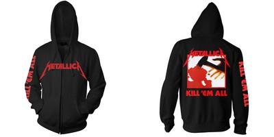 Metallica : Kill 'Em All