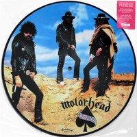 Motörhead : Ace of Spades -picture disc-