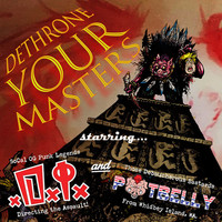 D.I.: Dethrone Your Masters -split