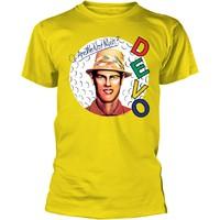 Devo: Are we not men? (yellow)
