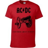 AC/DC: For those about to rock (red)
