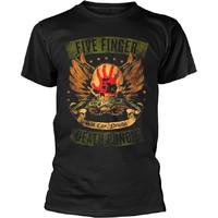 Five Finger Death Punch: Locked & loaded
