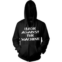 Rage Against The Machine: Large fist