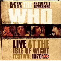 Who: Live at the isle of wight 1970