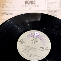 AC/DC: High Voltage - Japanese promo