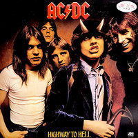 AC/DC: Highway to Hell -Japanese promo-