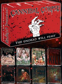06d19f8cb3a Cannibal Corpse   The Undead Will Feast - Record Shop X