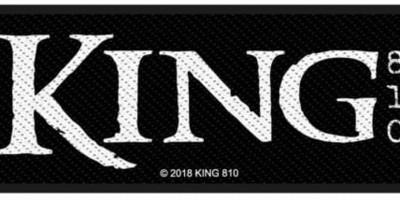 King 810 Logo Record Shop X