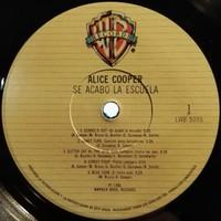 Cooper, Alice: School's Out - Se Acabó La Escuela