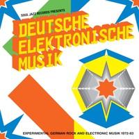 V/A: Deutsche elektronische musik - Experimental German rock and electronic music 1972-83