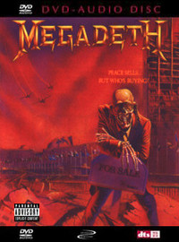 Megadeth: Peace Sells but Who's Buying -dvdaudio