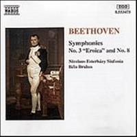 Beethoven, Ludwig van: Symphonies nos 3 & 8