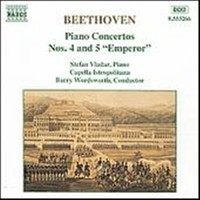 Beethoven, Ludwig van: Piano concertos 4 &  5