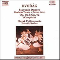 Dvorak, Antonin: Slavonic dances