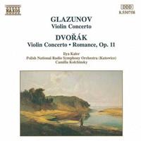 Dvorak, Antonin: Violin concertos