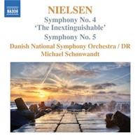 Nielsen, Carl: Symphonies nos 4 & 5