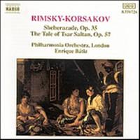 Rimsky-Korsakov, Nikolay: Sheherazade op 35