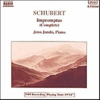 Schubert, Franz: Impromptus complete