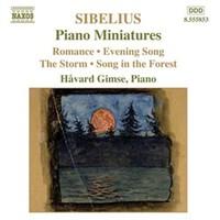 Sibelius, Jean: Piano music vol 5